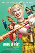 Birds of Prey Theatrical Poster 02