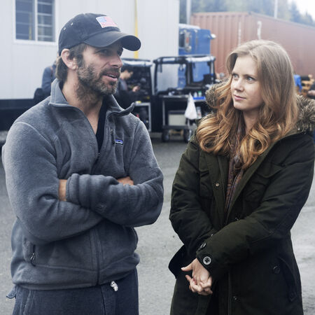 MoS-BTS-Amy Adams and Zack Snyder on set.jpg