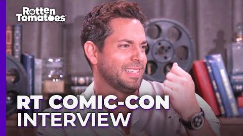 Shazam! Comic-Con Interview Rotten Tomatoes