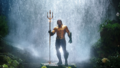 Aquaman in the classic costume promotional still