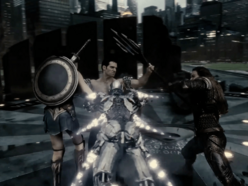 The League fighting Superman ZSJL.png