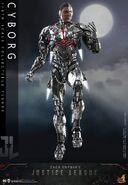 Hot Toys - ZSJL - Cyborg full