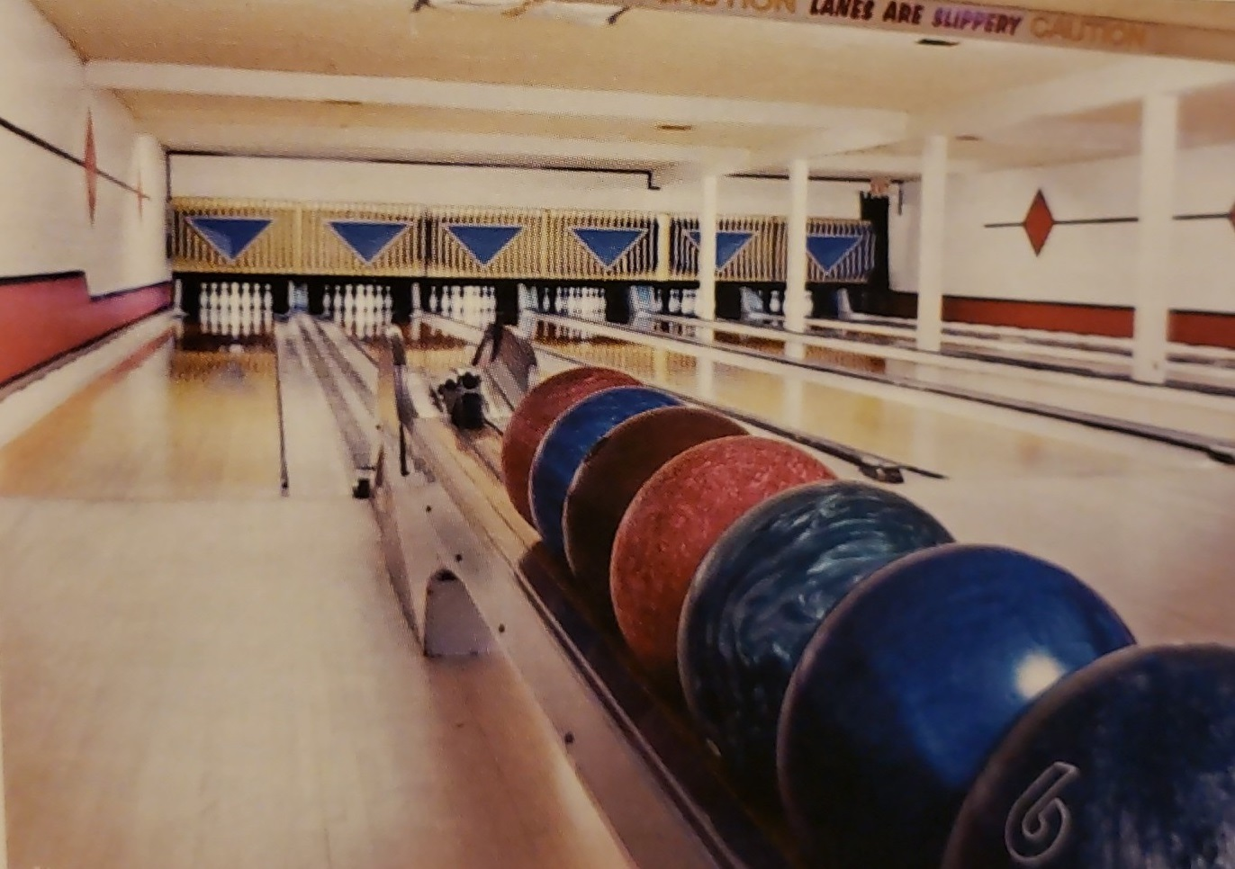 Kenmore Bowling Alley