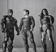 SZJL-BTS - The Trinity on set