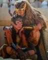 Diana & Hippolyta