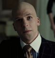 Lex Luthor meets with Deathstroke about Batman