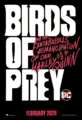 Birds of Prey (And the Fantabulous Emancipation of One Harley Quinn) teaser poster