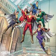 Superheroe Hooky moment