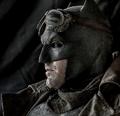 Batman ready for desert warfare