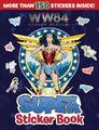 Wonder Woman 1984 Super Sticker Book
