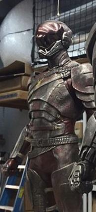 Knightmare Flash suit