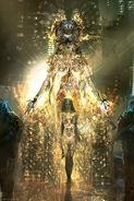 Enchantress concept art Christian Lorenz Scheurer 3