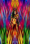Wonder Woman 1984 teaser poster