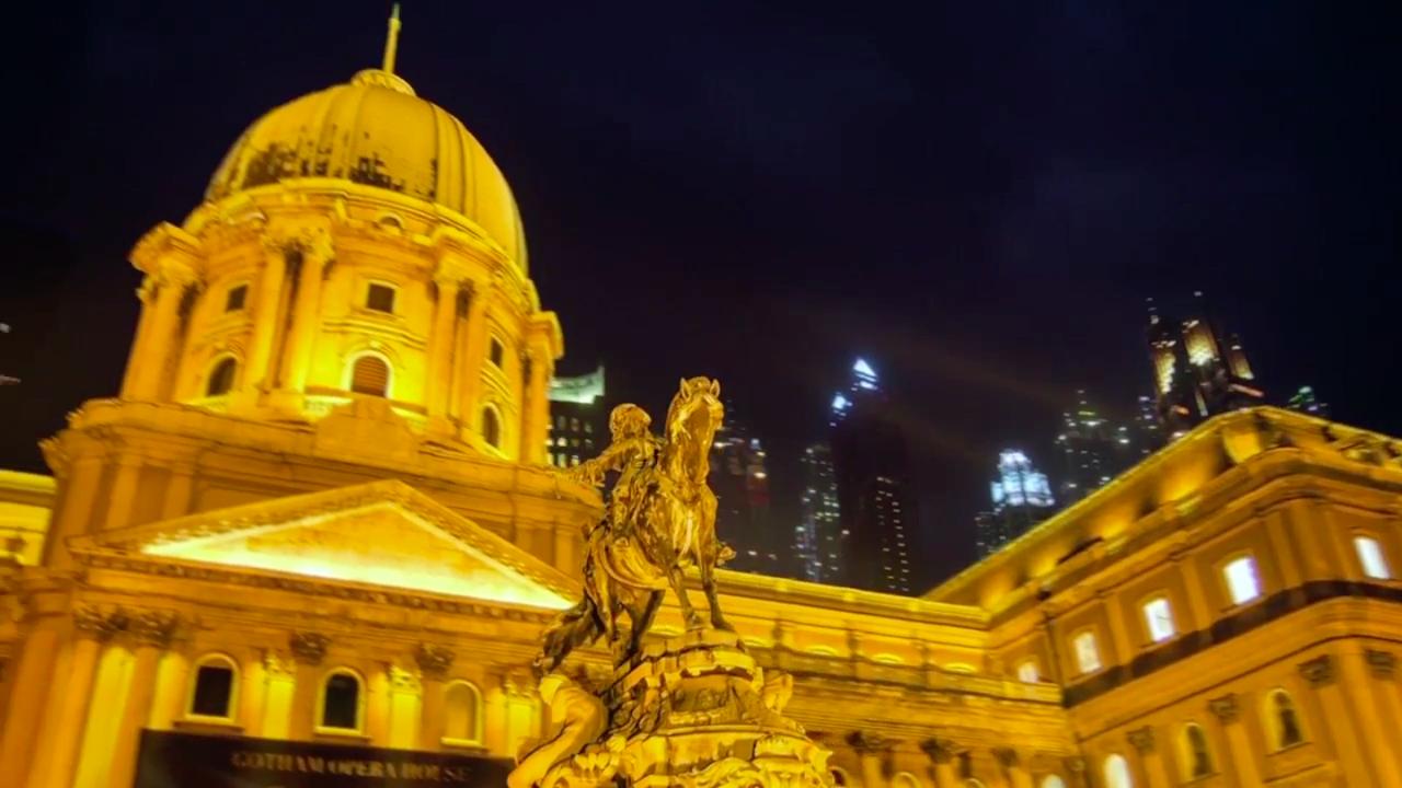 Gotham City Opera House