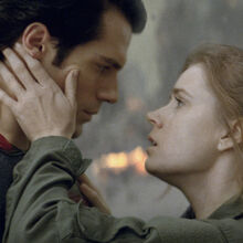 MoS - Superman and Lois' first romantic moment.jpg