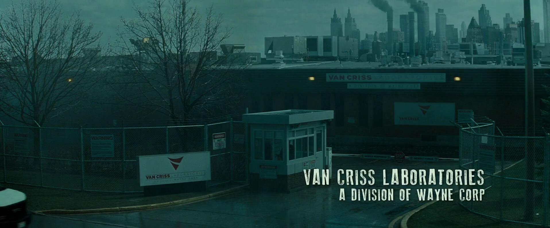 Van Criss Laboratories