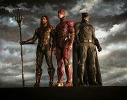 SZJL-BTS - Aquaman, Flash and Batman costume set