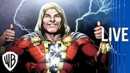 Shazam! The History of SHAZAM! Documentary Livestream Warner Bros