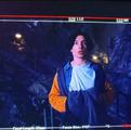 Barry Allen in Keaton's Batcave camera test