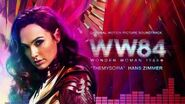 Wonder Woman 1984 Official Soundtrack Themyscira - Hans Zimmer WaterTower