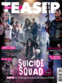 Cinema Teaser - Suicide Squad June 2016 variant cover - Task Force X