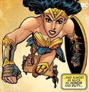 Wonder Woman 1984 panel