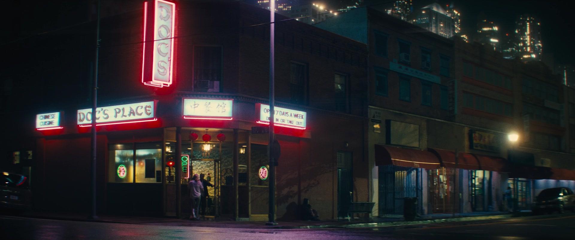 Chinatown, Gotham City