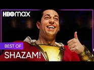 Shazam!'s Most Exciting Moments - HBO Max