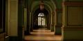 Hotel hallway - The Suicide Squad