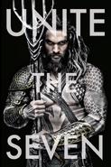 Aquaman promo - Unite the Seven