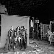 BvS-BTS - First time trinity together