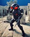Black Manta - Behind the Scenes
