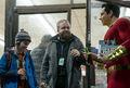 Shazam! behind the scenes - David, Jack, Zach