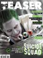 Cinema Teaser - Suicide Squad June 2016 variant cover - Joker