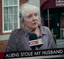 Howard Jensen's wife