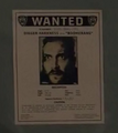 Digger Harkness wanted poster