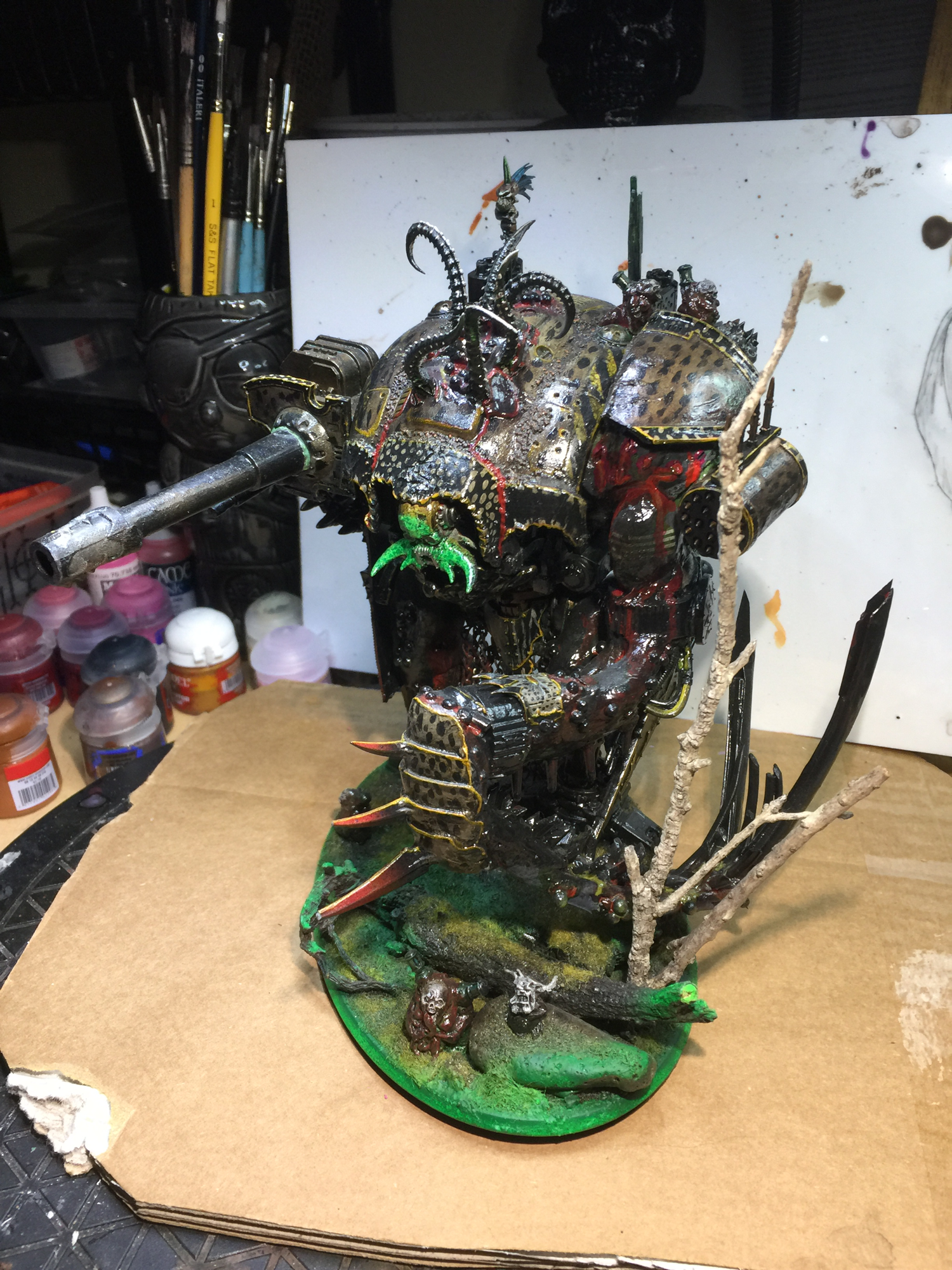 Chaos Knight of Nurgle