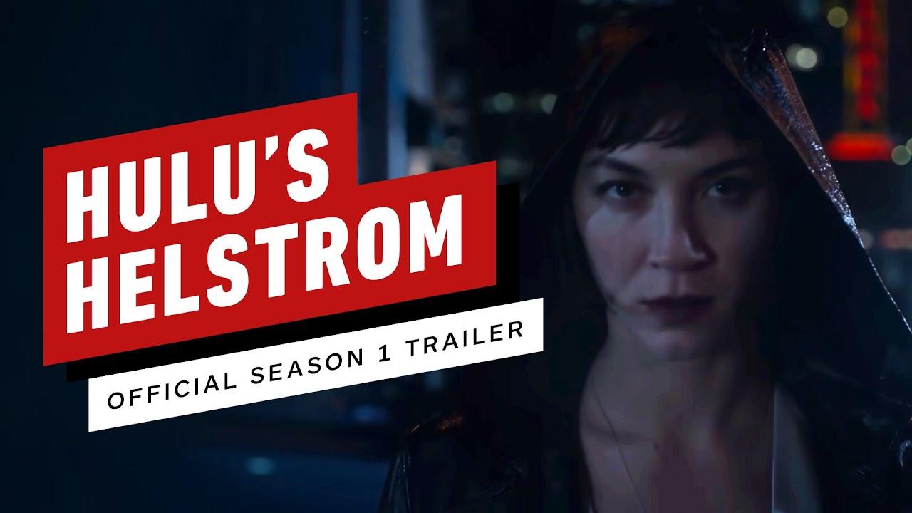 Hulu's Helstrom - Official Season 1 Trailer