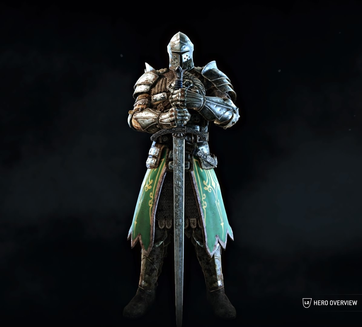 Changes to my Warden.