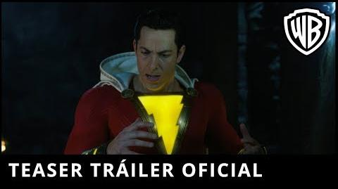 ¡Shazam! - Teaser Tráiler Oficial Castellano