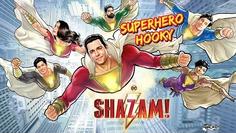 Superhero Hooky