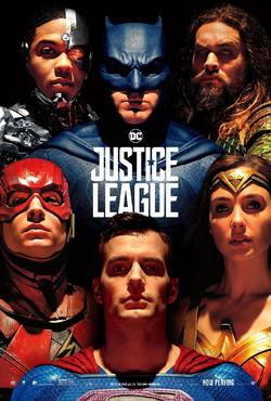 Justice League - Póster con Superman.png
