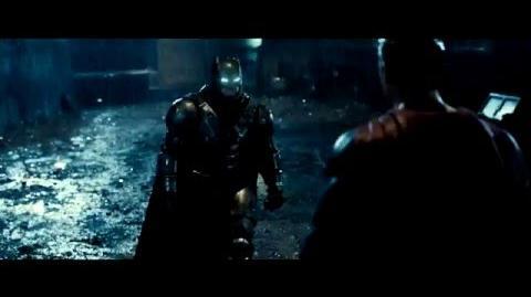 "Batman v Superman El Amanecer de la Justicia - Spot 30"" HD Castellano -Disculpe señorita"