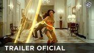 Wonder Woman 1984 - Trailer Official 1 - Subtitulado