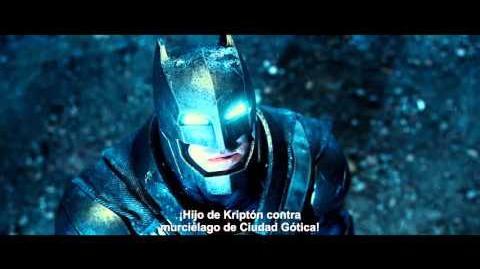 """BATMAN VS SUPERMAN EL ORIGEN DE LA JUSTICIA - Spot 1 30"""" - Oficial Warner Bros"""