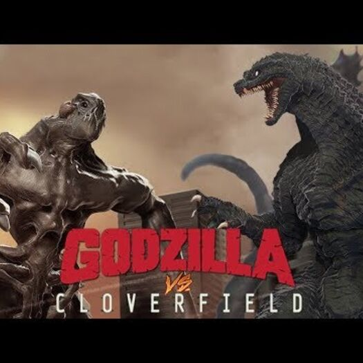 Godzilla vs. Cloverfield ¿Quien Gana? | TL2Bie