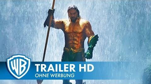 AQUAMAN - Final Trailer 5 Deutsch HD German (2018)