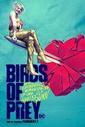 Birds of Prey Promo-Poster 2