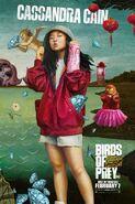 Birds of Prey Charakterposter Cassandra Cain
