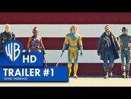 THE SUICIDE SQUAD - Trailer -1 Deutsch HD German (2021)